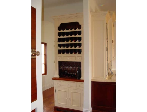 Woodside Wine Rack