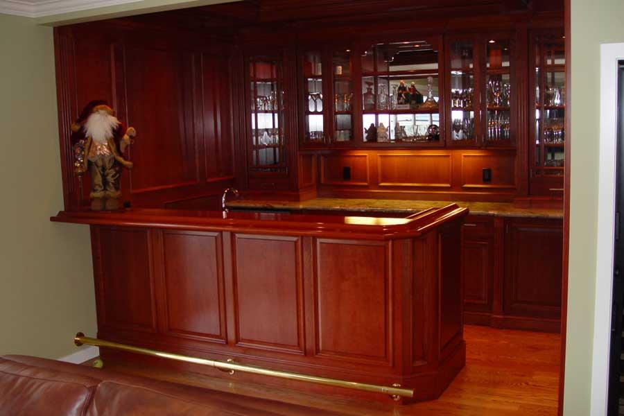 San Carlos Custom Bar