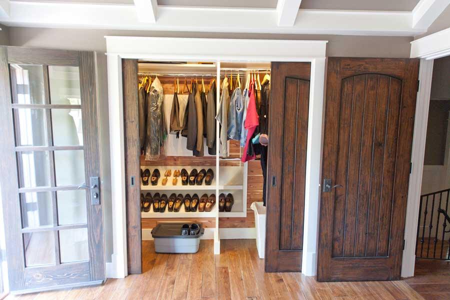 Tasso Closets